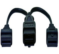 Y-Cable (OBD-II) 0.3m